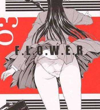 f l o w e r vol 03 cover