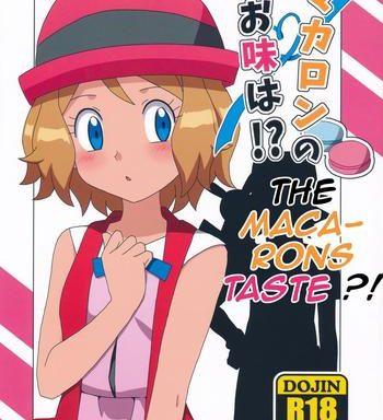 macaron no oaji wa the macaron x27 s taste cover