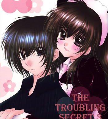 tobikiri no himitsu 3 lt lt kanketsuhen gt gt the troubling secret lt lt final chapter gt gt cover