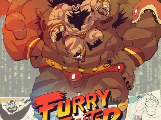 furry fighter cover