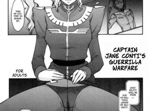 jane conty taii kaikoroku tettaisen captain jane conti x27 s guerrilla warfare cover
