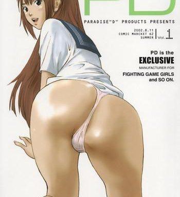 pd vol 1 cover