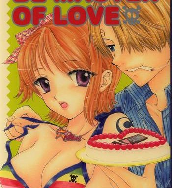 be master of love cover
