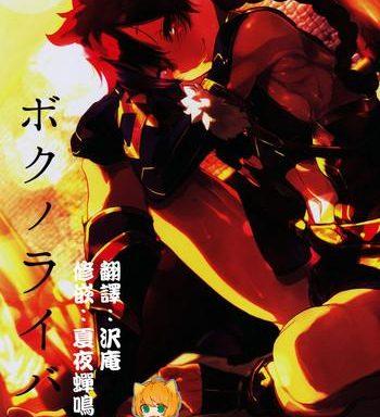 boku no rival cover