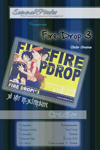 fire drop 3 cover