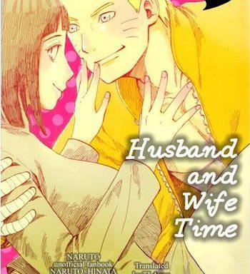 fuufu no jikan husband and wife time cover