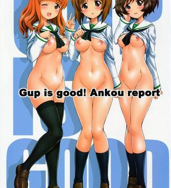 gup is good ankou report cover