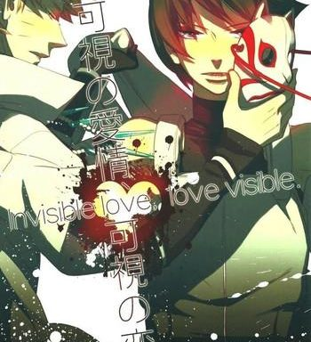 invisible love love visible cover