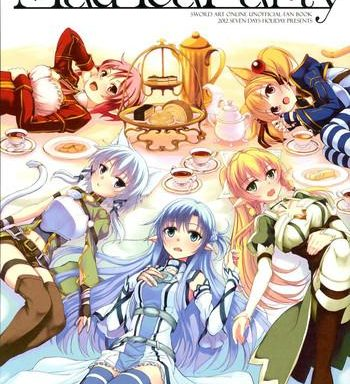mad tea party cover