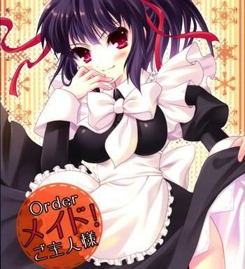 order maid goshujin sama cover