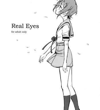 real eyes cover 1