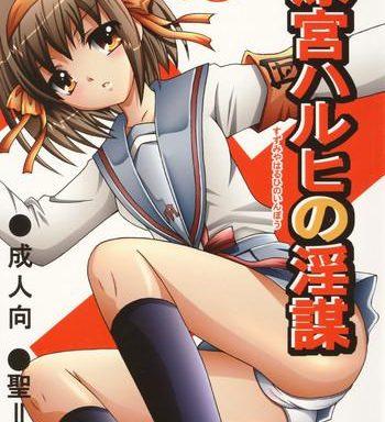 suzumiya haruhi no inbou 2 cover